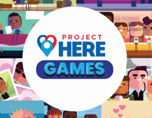 PROJECT HERE GAMES